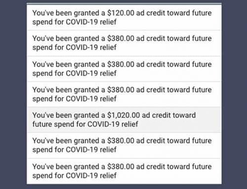 Google's $340 Million COVID-19 Support